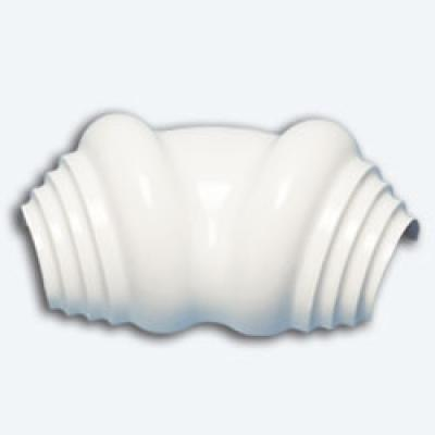 Commercial - Jacketing PVC Victaulic Elbows | All Therm